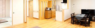 プライベートルーム/安置室も完備